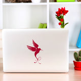 Decorative bird | Laptop Decal | Macbook Decal | Adnil Creations