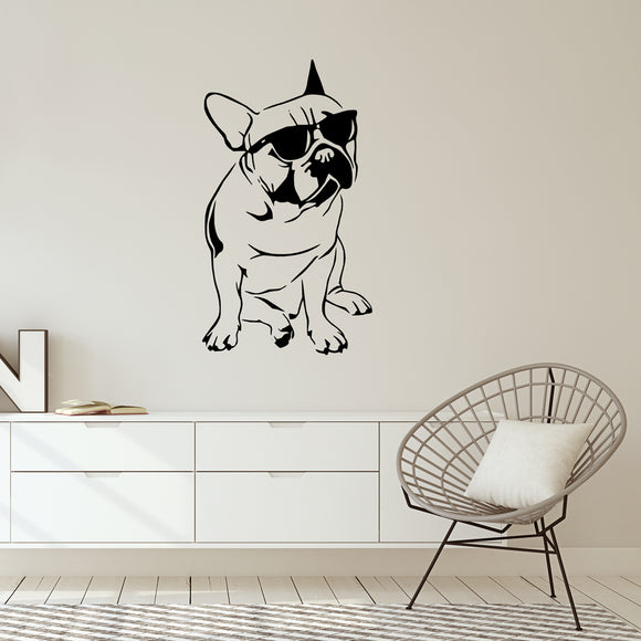 French bulldog | Wall Decal | Wall Art | Adnil Creations