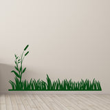Grass and reeds | Wall Decal | Wall Art | Adnil Creations
