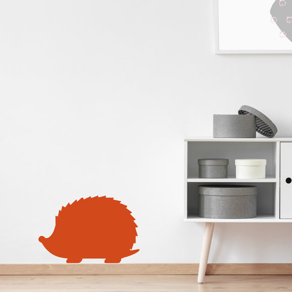 Cute Hedgehog | Wall Decal | Wall Art | Adnil Creations