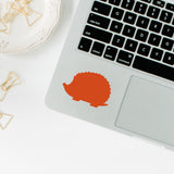 Hedgehog | Trackpad decal | Macbook Decal | Adnil Creations