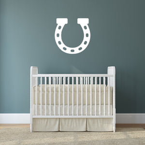Horseshoe | Wall Decal | Wall Art | Adnil Creations