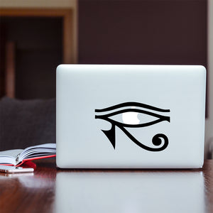 Eye of Horus | Laptop Decal | Macbook Decal | Adnil Creations