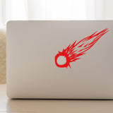 Asteroid | Laptop Decal | Macbook Decal | Adnil Creations