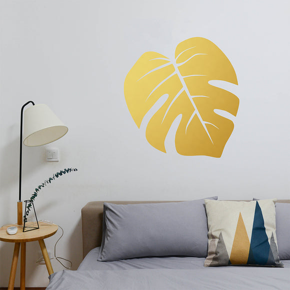 Monstera leaf | Wall Decal