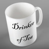 Drinker of Tea | Mug