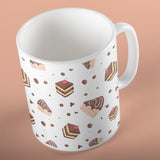 Chocolate cakes | Mug | Mug | Adnil Creations