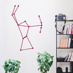 Orion Constellation | Wall Decal | Wall Art | Adnil Creations