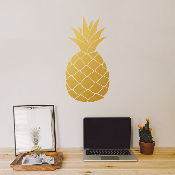 Pineapple | Wall Decal | Wall Art | Adnil Creations