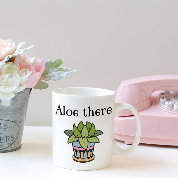 Aloe There | Mug | Mug | Adnil Creations