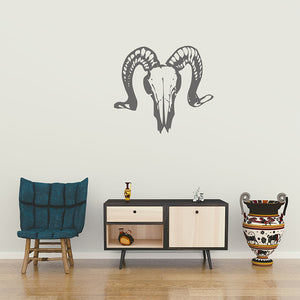 Ram skull | Wall Decal | Wall Art | Adnil Creations