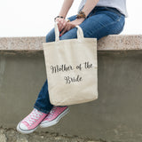 Mother of the Bride | 100% Cotton Tote Bag | Tote Bag | Adnil Creations
