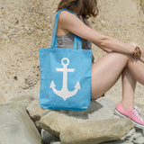 Anchor | 100% Cotton Tote Bag | Tote Bag | Adnil Creations