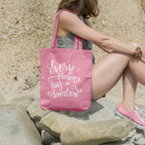 Every storm has a rainbow | 100% Cotton Tote Bag