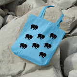 Elephants | 100% Cotton Tote Bag | Tote Bag | Adnil Creations