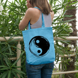 Yin yang | 100% Cotton Tote Bag | Tote Bag | Adnil Creations