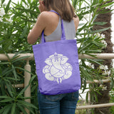 Ganesh | 100% Cotton Tote Bag | Tote Bag | Adnil Creations