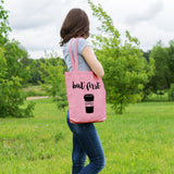 But first Coffee | 100% Cotton Tote Bag