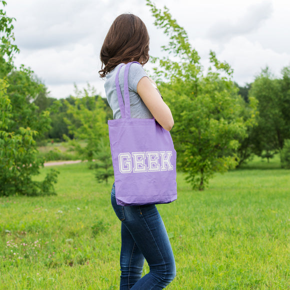 Geek | 100% Cotton Tote Bag