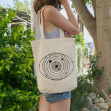 Solar system | 100% Cotton Tote Bag | Tote Bag | Adnil Creations