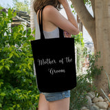 Mother of the Groom | 100% Cotton Tote Bag | Tote Bag | Adnil Creations