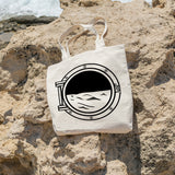 Porthole | 100% Cotton Tote Bag | Tote Bag | Adnil Creations