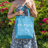 Hen Party Survival Kit | 100% Cotton Tote Bag | Tote Bag | Adnil Creations