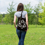 Atom | 100% Cotton Tote Bag