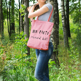 Hen Party Survival Kit | 100% Cotton Tote Bag