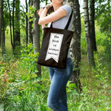 The book is always better | 100% Cotton Tote Bag