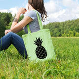 Pineapple | 100% Cotton Tote Bag | Tote Bag | Adnil Creations