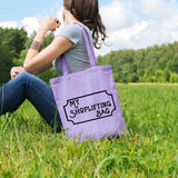 My Shoplifting bag | 100% Cotton Tote Bag | Tote Bag | Adnil Creations