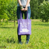 Don't let the cat out of the bag | 100% Cotton Tote Bag | Tote Bag | Adnil Creations