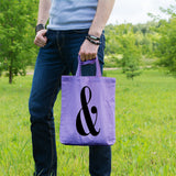 Ampersand | 100% Cotton Tote Bag | Tote Bag | Adnil Creations