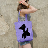 Balloon Dog | 100% Cotton Tote Bag | Tote Bag | Adnil Creations