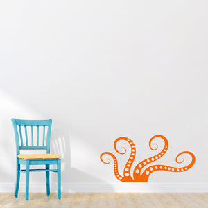 Octopus Tentacles | Wall Decal | Wall Art | Adnil Creations