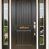 Welcome | Door Decal | Door Decals | Adnil Creations