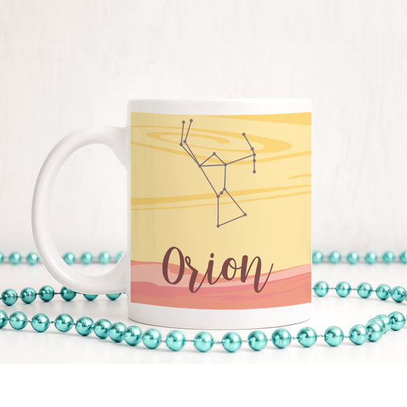 Orion Constellation | Mug | Mug | Adnil Creations