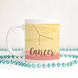 Cancer Constellation | Mug | Mug | Adnil Creations
