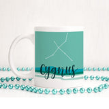 Cygnus Constellation | Mug | Mug | Adnil Creations