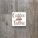 Coffee before talkie | Mug | Mug | Adnil Creations