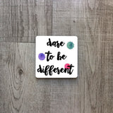 Dare to be different | Mug | Mug | Adnil Creations