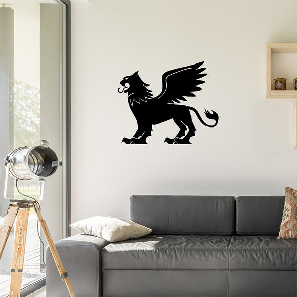 Griffin | Wall Decal | Wall Art | Adnil Creations
