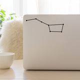 Big Dipper Constellation | Laptop Decal | Macbook Decal | Adnil Creations