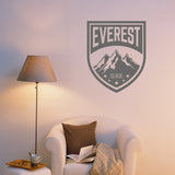Everest guide | Wall Quote | Wall Quote | Adnil Creations