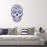 Sugar skull | Wall Decal | Wall Art | Adnil Creations