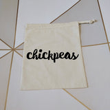 Chickpeas | Zero Waste Bag | Zero Waste Bags | Adnil Creations