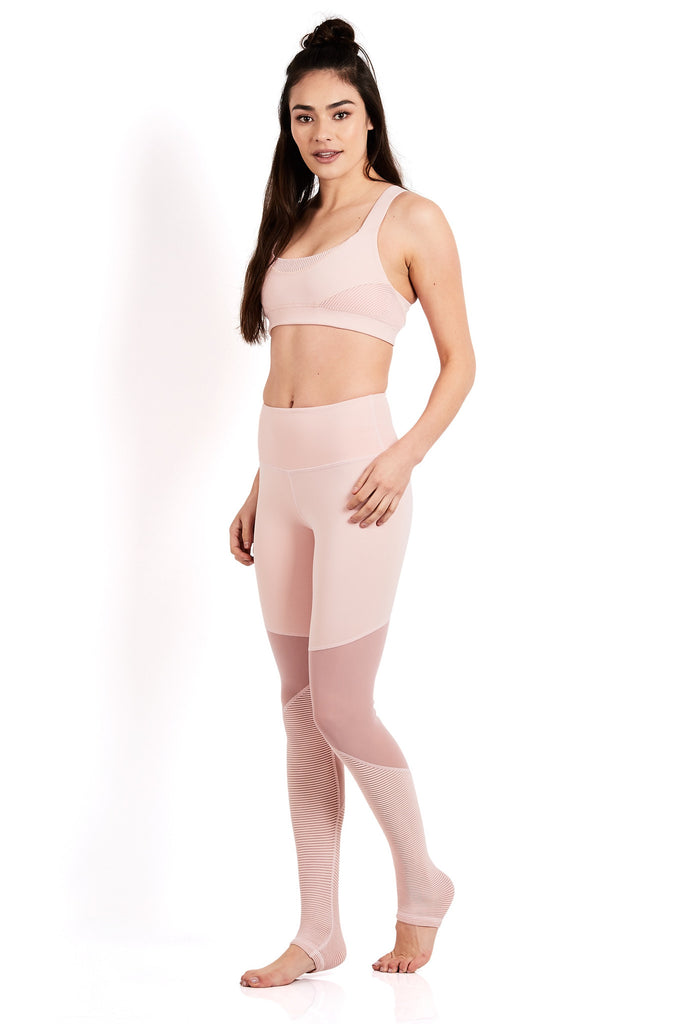 SETINA LEGGING - BLUSH