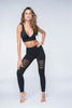 Santenay Legging / Black