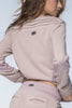 Santorini Sweatshirt / Dusty Rose